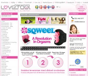 sex shop sweden sexleksaker butik
